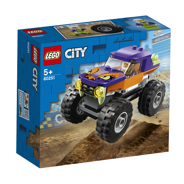 Image of   Monstertruck - 60251 - LEGO City