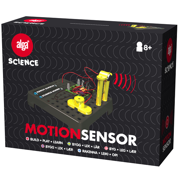 Image of   Motion Sensor - Fun & Games