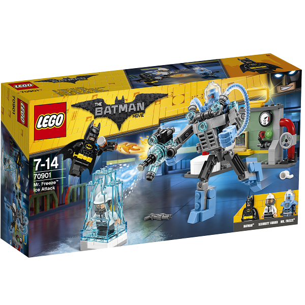 Mr. Freeze isangreb - 70901 - LEGO Batman Movie