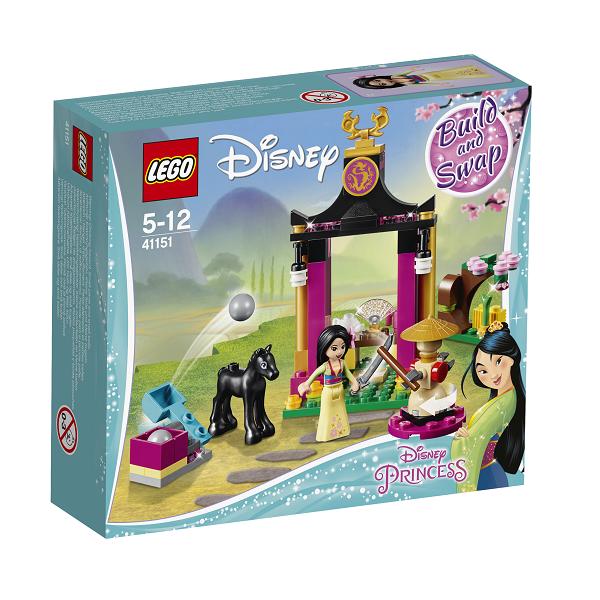 Image of Mulans træningsdag - 41151 - LEGO Disney Princess (41151)
