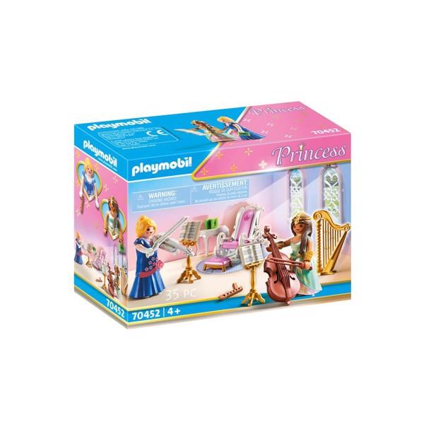 Image of Musikværelse - PL70452 - PLAYMOBIL Princess (PL70452)