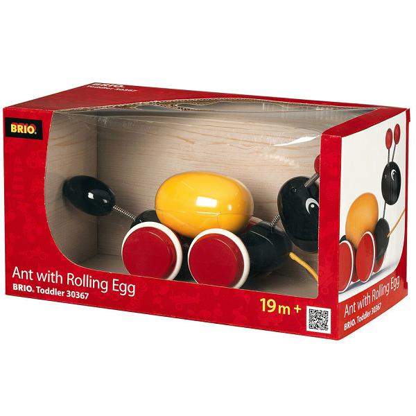 Myre med æg - 30367 - BRIO Toddler