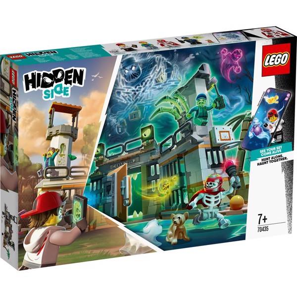 Image of Newburys nedlagte fængsel - 70435 - LEGO Hidden Side (70435)