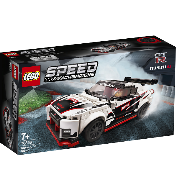 Image of Nissan GT-R NISMO - 76896 - LEGO Speed Champions (76896)