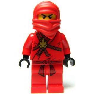 Image of Kai (Ninjago 007)