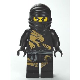 Image of Cole DX - dragedragt (Ninjago 015)
