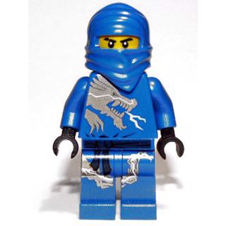 Image of Jay DX - dragedragt (Ninjago 016)