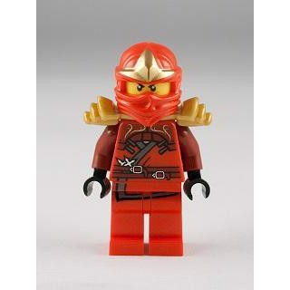 Image of Kai ZX - with Armor (Ninjago 032)
