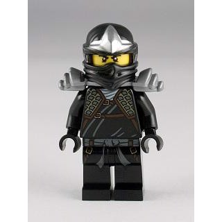 Image of Cole ZX - with Armor (Ninjago 039)