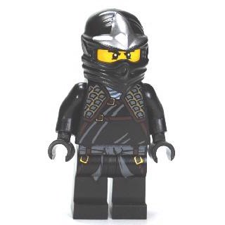 Image of Cole ZX (Ninjago 054)