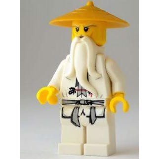Image of   Sensei Wu - Pearl Gold Hat