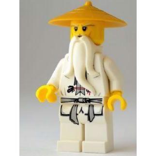 Image of   Sensei Wu - Pearl Gold Hat