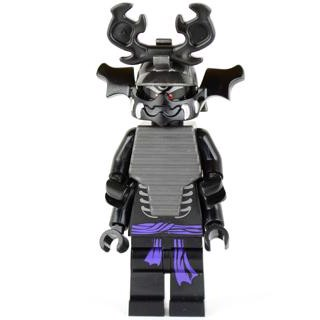 Image of   Lord Garmadon - 4 Arms, Helmet with Visor and Horns