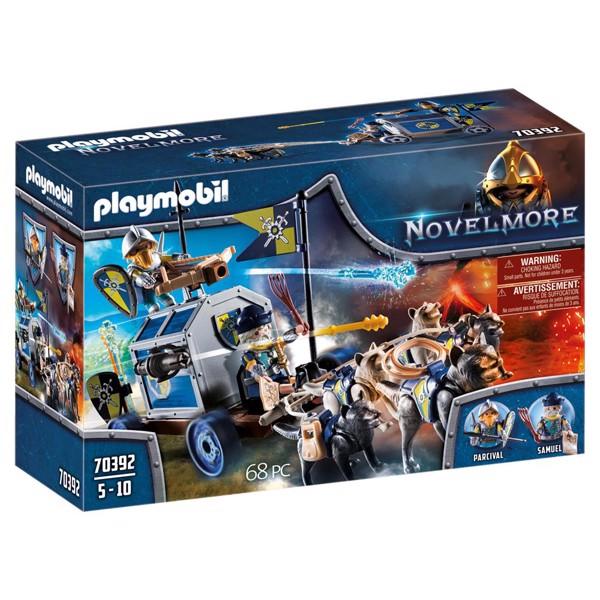 Image of Novelmore skattekiste - PL70392 - PLAYMOBIL Knights (PL70392)