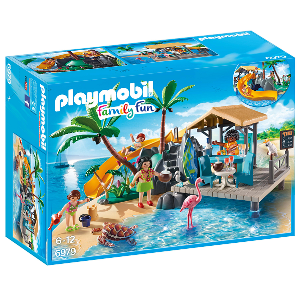 Image of Ø-juicebar - PL6979 - PLAYMOBIL Family Fun (PL6979)