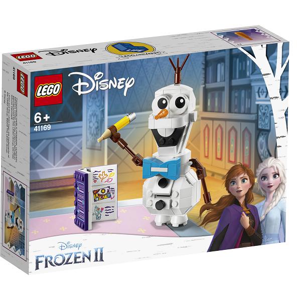 Image of Olaf - 41169 - LEGO Disney (41169)