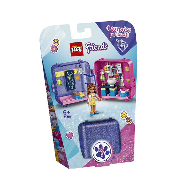 Image of   Olivias legeboks - 41402 - LEGO Friends