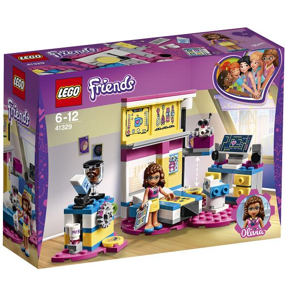 Image of   Olivias luksussoveværelse - 41329 - LEGO Friends
