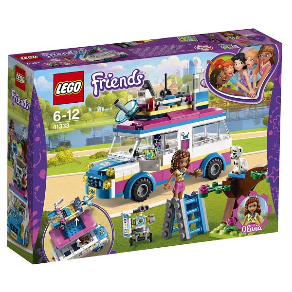 Image of   Olivias missionskøretøj - 41333 - LEGO Friends