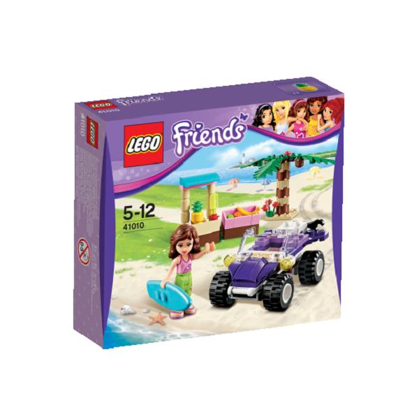 Image of   Olivias strandbuggy - 41010 - LEGO Friends