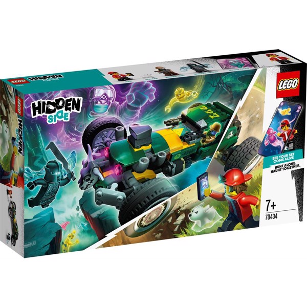 Image of Overnaturlig racerbil - 70434 - LEGO Hidden Side (70434)