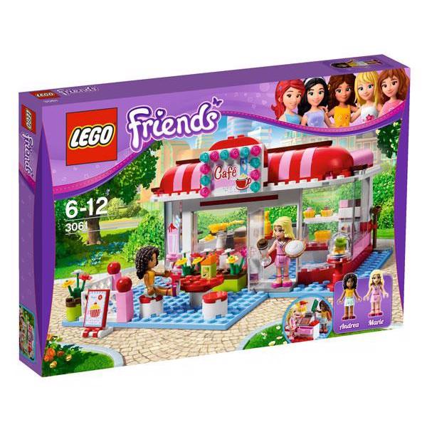 Image of   Parkcaféen - 3061 - LEGO Friends