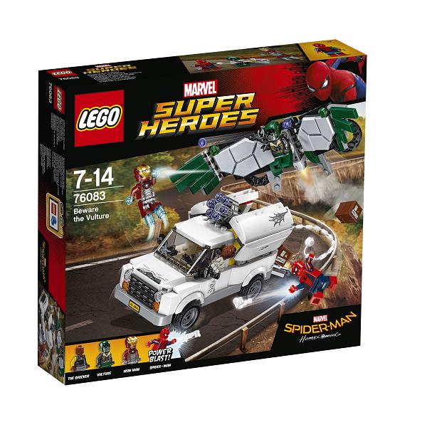 Pas på Vulture - 76083 - LEGO Super Heroes