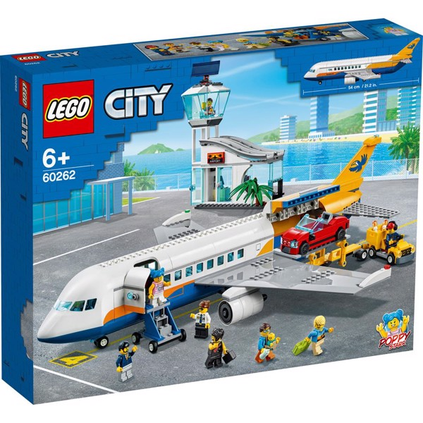 Image of Passagerfly - 60262 - LEGO City (60262)