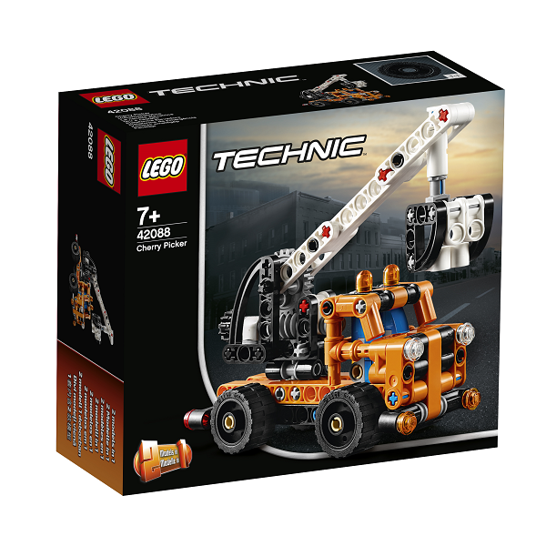 Image of Personlift - 42088 - LEGO Technic (42088)