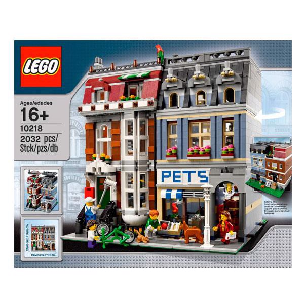Image of Pet Shop - 10218 - LEGO Advanced Models (10218)