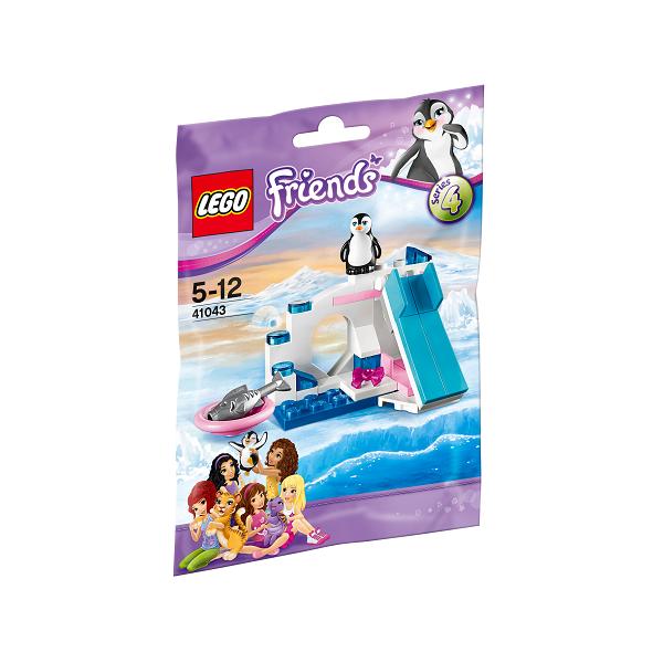 Image of   Pingvinens legeplads - 41043 - LEGO Friends