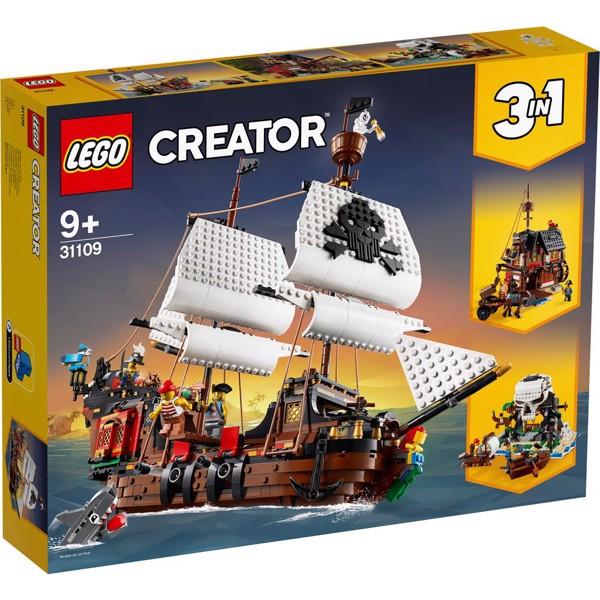 Image of Piratskib - 31109 - LEGO Creator (31109)