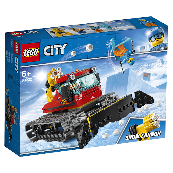 Image of Pistemaskine - 60222 - LEGO City (60222)