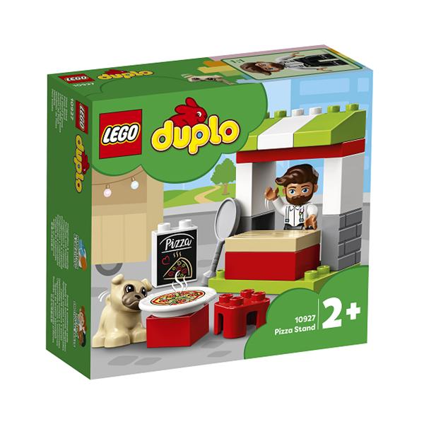 Image of   Pizzabod - 10927 - LEGO DUPLO