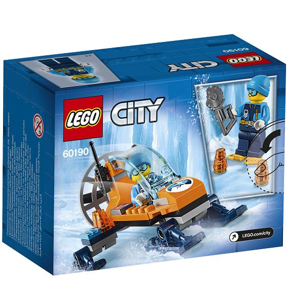 Image of Polar-isglider - 60190 - LEGO City (60190)