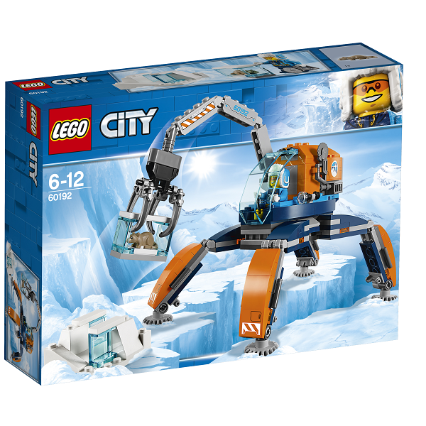 Image of Polar-iskravler - 60192 - LEGO City (60192)