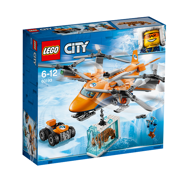 Image of Polarlufttransport - 60193 - LEGO City (60193)