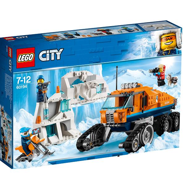 Image of Polarspejderfartøj - 60194 - LEGO City (60194)