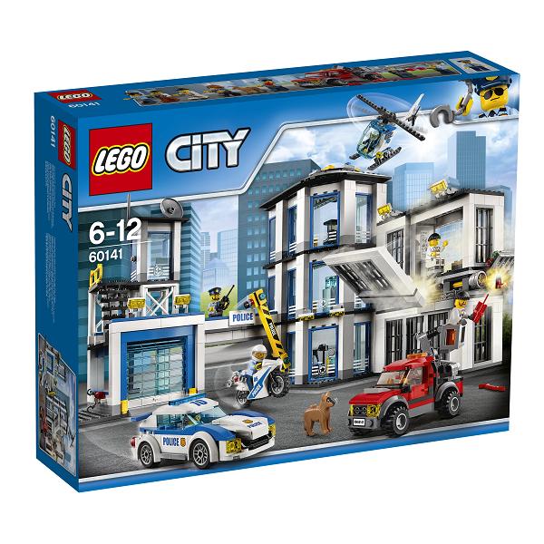 Image of Politistation - 60141 - LEGO City (60141)