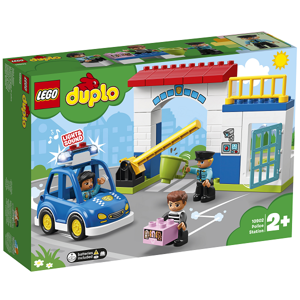 Image of Politistation - 10902 - LEGO DUPLO (10902)