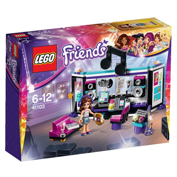 Image of   Popstjernestudie - 41103 - LEGO Friends