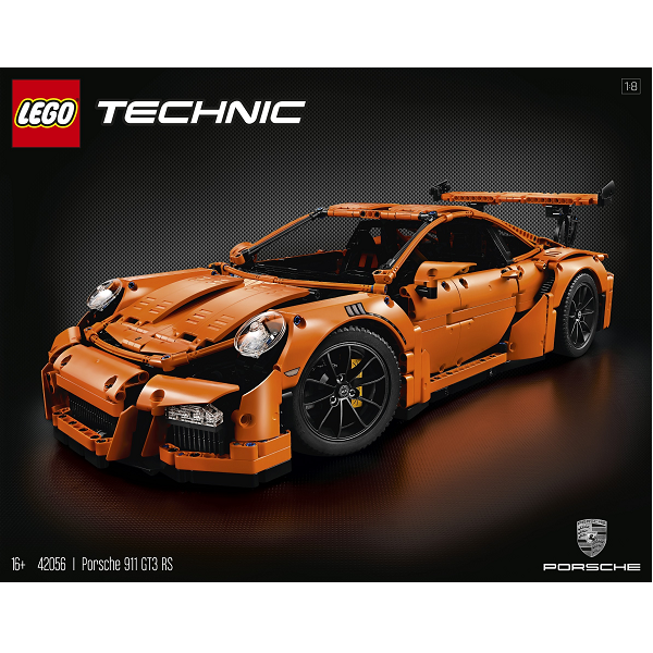 Image of   Porsche 911 GT3 RS - 42056 - LEGO Technic