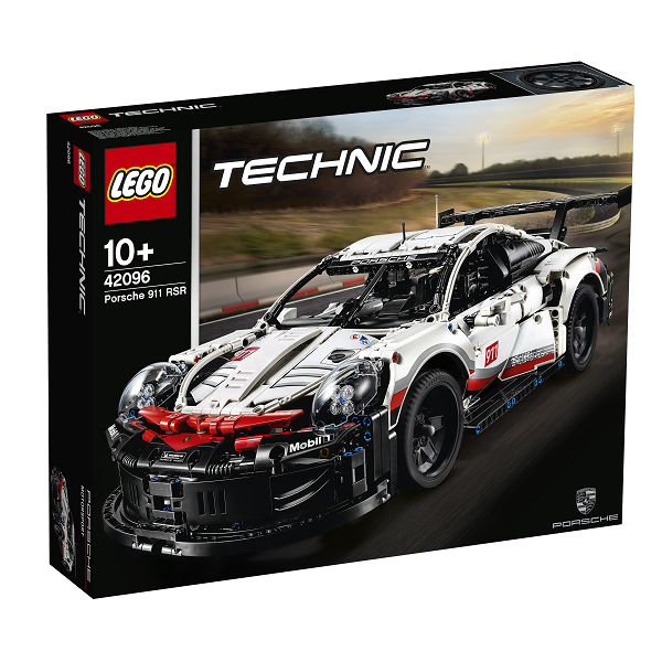 Image of Porsche 911 RSR - 42096 - LEGO Technic (42096)