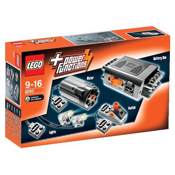 Power Functions motorsæt - 8293 - LEGO Technic