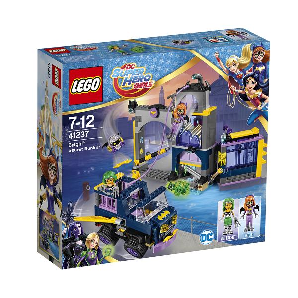 Image of   Batgirl hemmelig bunker - 41237 - LEGO DC Super Hero Girls