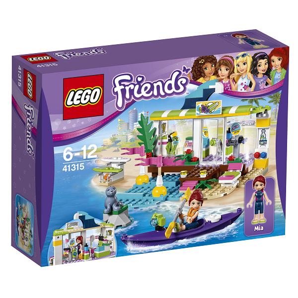 Image of   Heartlake surfshop - 41315 - LEGO Friends