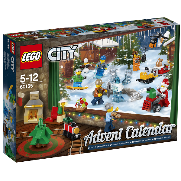 LEGO Julekalendere