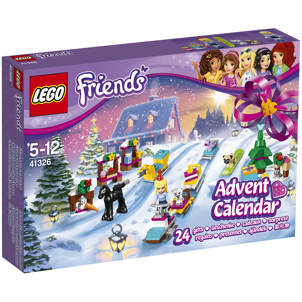 Julekalender 2017 - 41326 - LEGO Friends