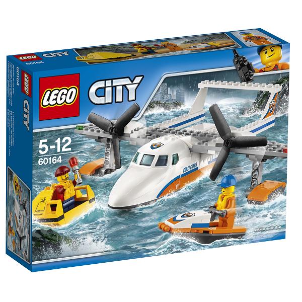 Image of Redningsfly - 60164 - LEGO City (60164)