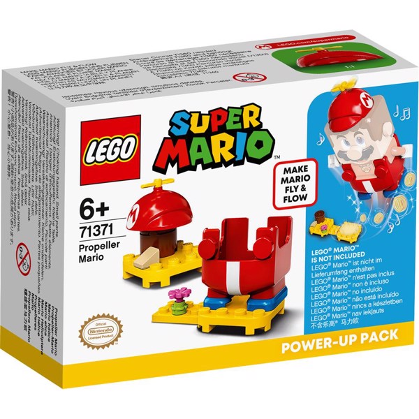 Image of Propel-Mario powerpakke - 71371 - LEGO Super Mario (71371)